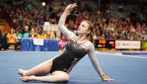 Composition, Standardized Fall Time Focus of High School Girls Gymnastics Rules Changes