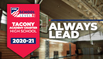 Tacony Academy Charter School is First High School to Earn Level 2 Status in NFHS School Honor Roll