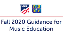Fall 2020 Guidance for Music Education